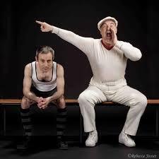 Fair play, théatre, mime, sport, cornouaille, quimper, humour, thibaud, ladyblogue