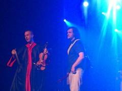 Cornouaille 2012, Quimper, Emir Kusturica, No smocking Orchestra, folie, concert
