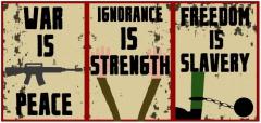 histoire, négationnisme, roman national, 1984, orwell, simone weill