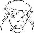 Chronique, humour, parentalité, maladie, microbe, gastro entérite, otite