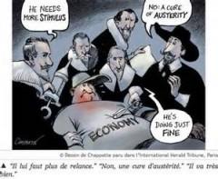 Dogme, infaillabilité, pape, crise, inflation, déflation, françois, UE